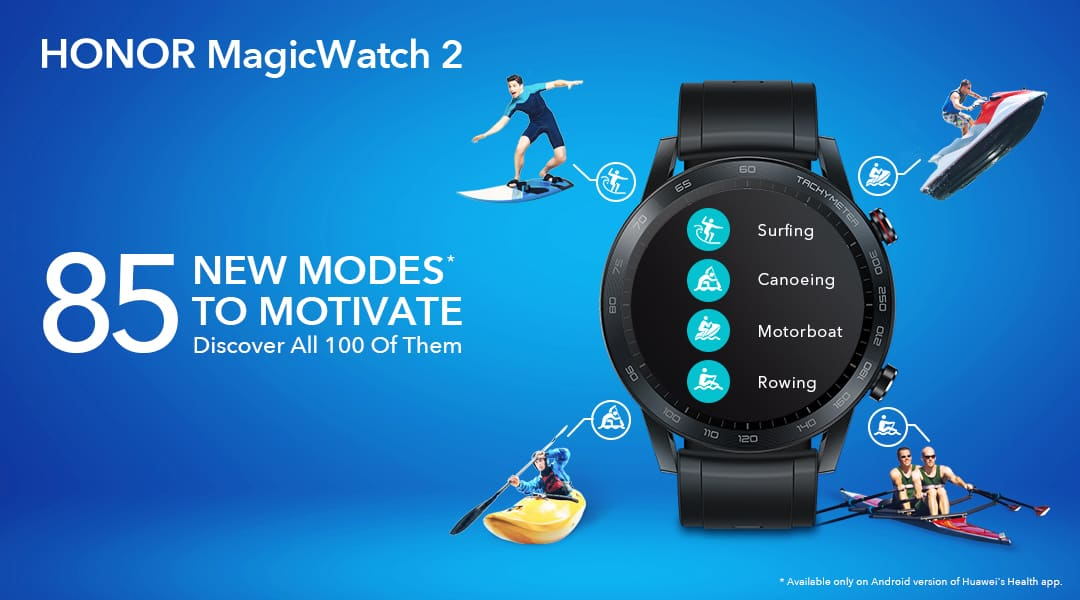MagicWatch 2 update