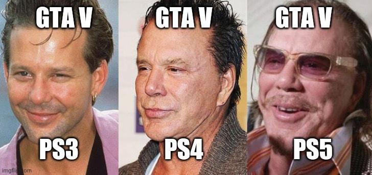 GTA V PS5