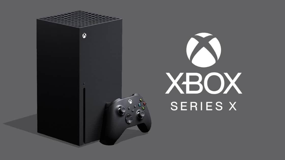 xbox series x chega