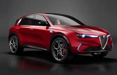 Alfa Romeo planeia lançamento de um SUV elétrico para 2022!