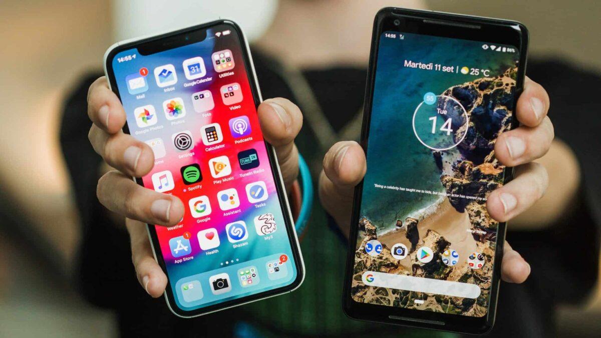 Androids de 2021