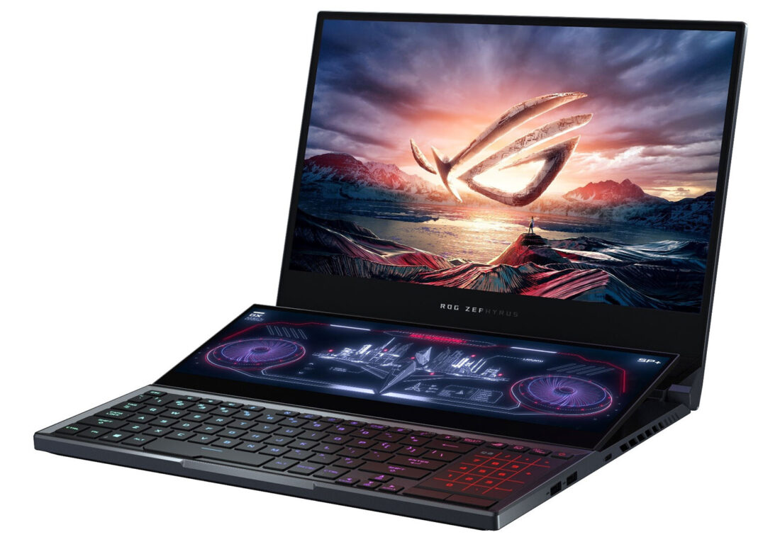 ASUS Zephyrus Duo 15: Double screens... Double the performance?