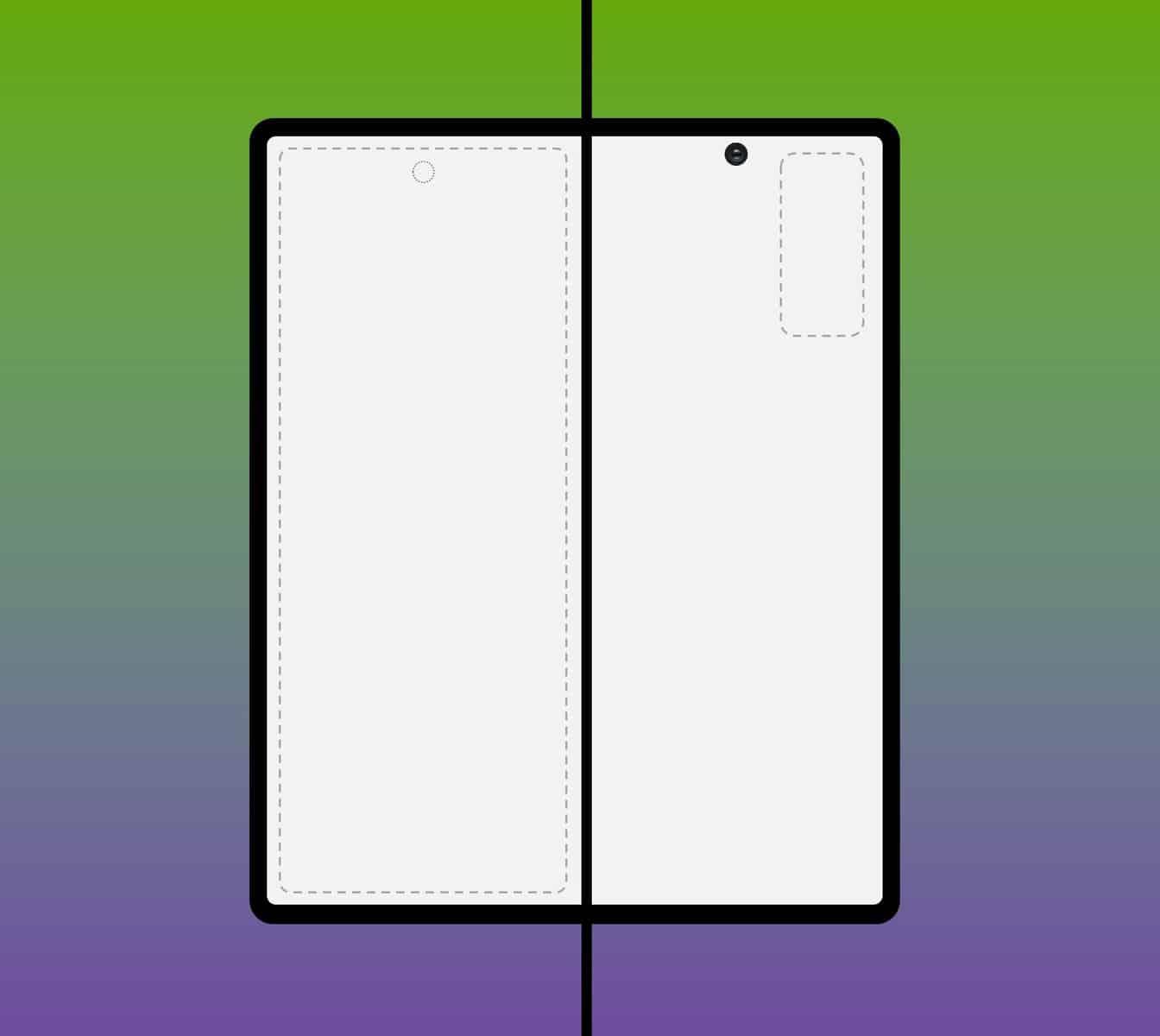 Samsung Galaxy Fold 2 vai
