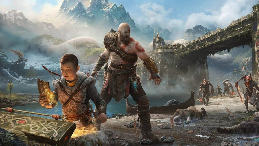 God Of War 2 revelado