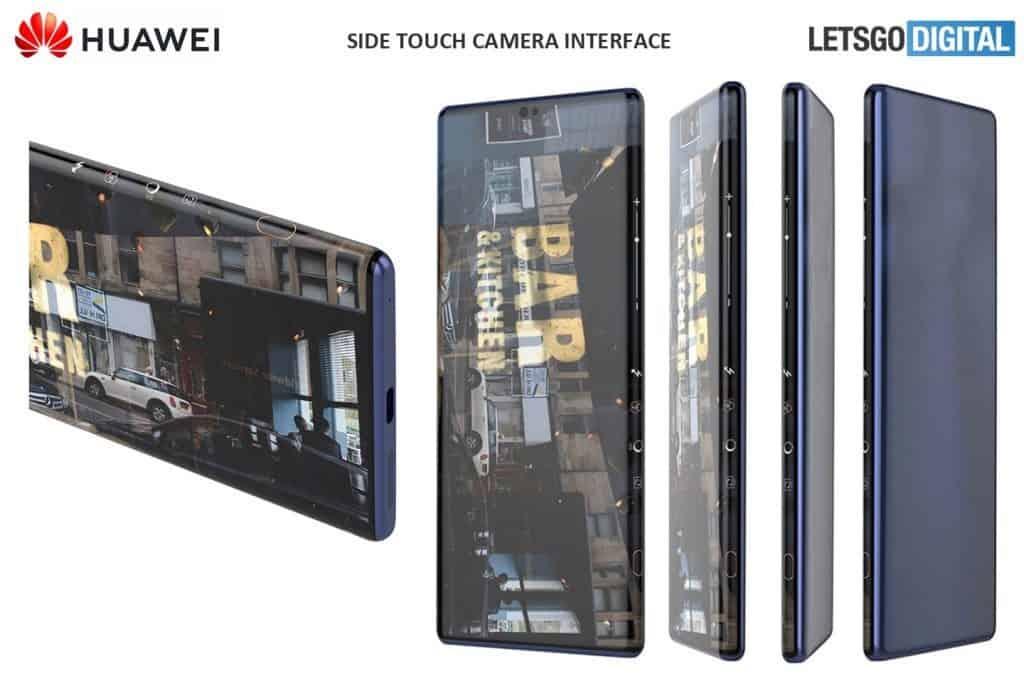 produção Huawei Mate 40