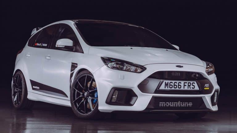Ford Focus RS Moutune