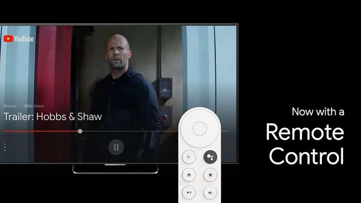 Chromecast!