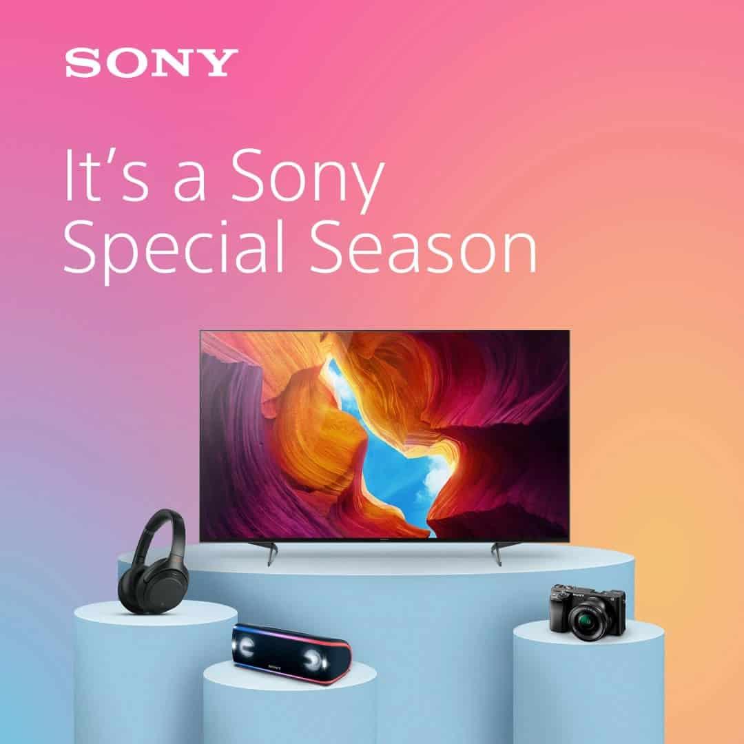 Sony Special Days