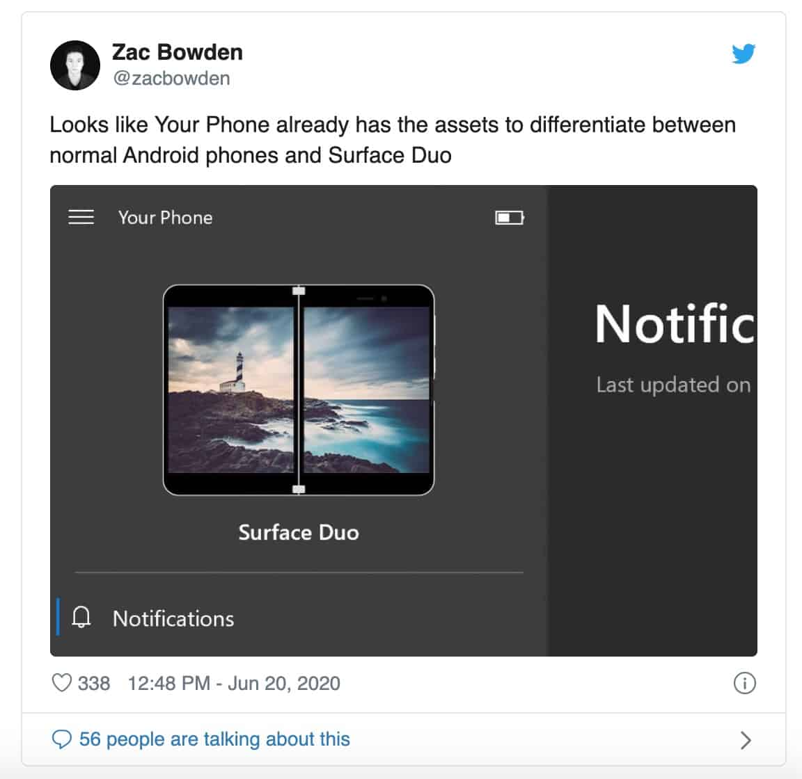 Surface Duo Android 11