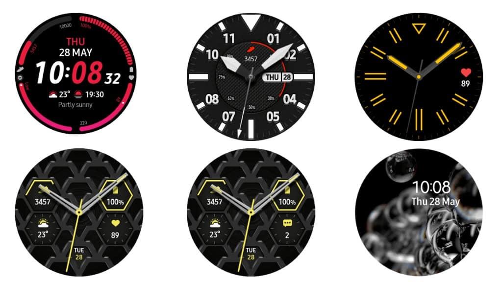 Galaxy Watch 3 suporte