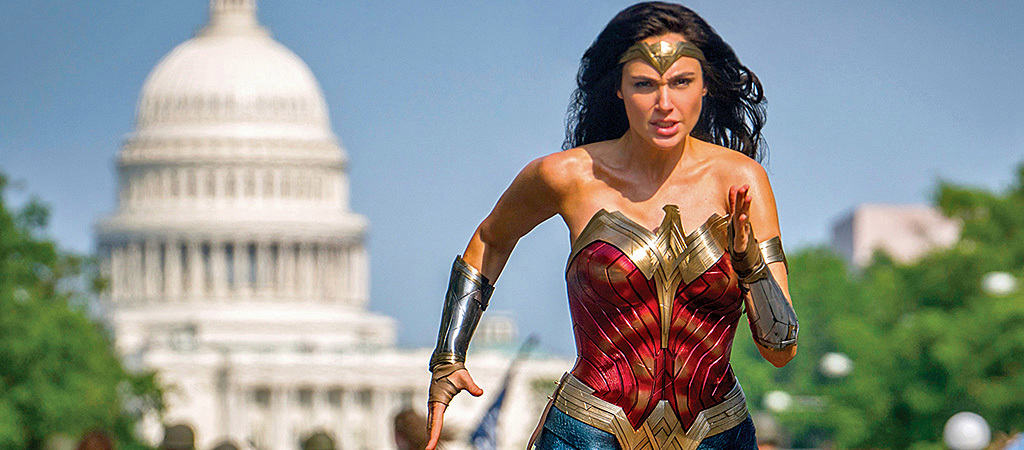 Mais um adiamento! Wonder Woman 1984 será lançado em Outubro!