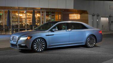 Oficial! O Lincoln Continental é uma vitima dos SUVs!