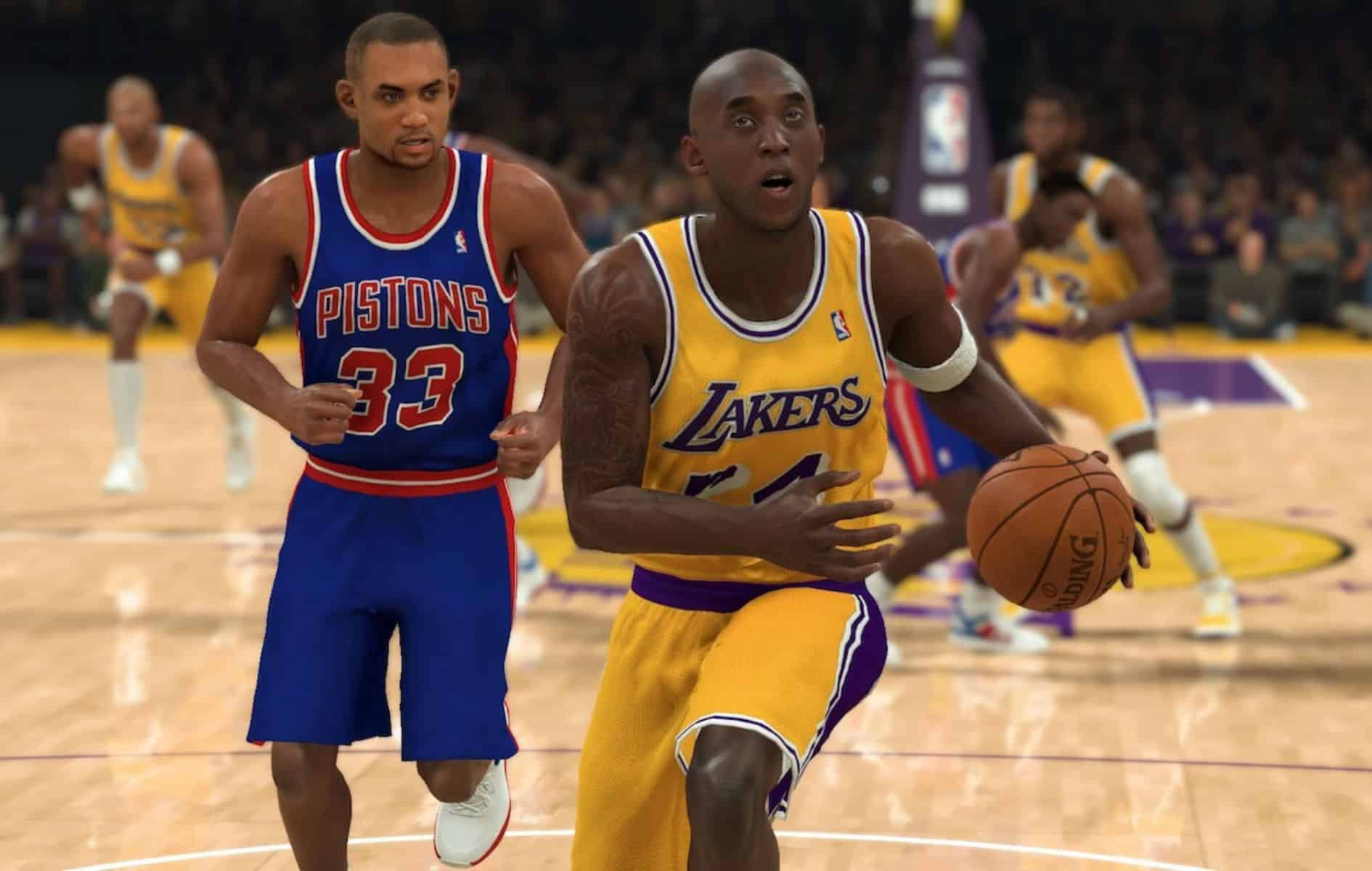 NBA 2K21 lançamento