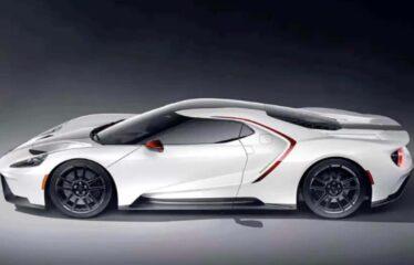 Ford GT 2021, super-carro tem algumas novidades!