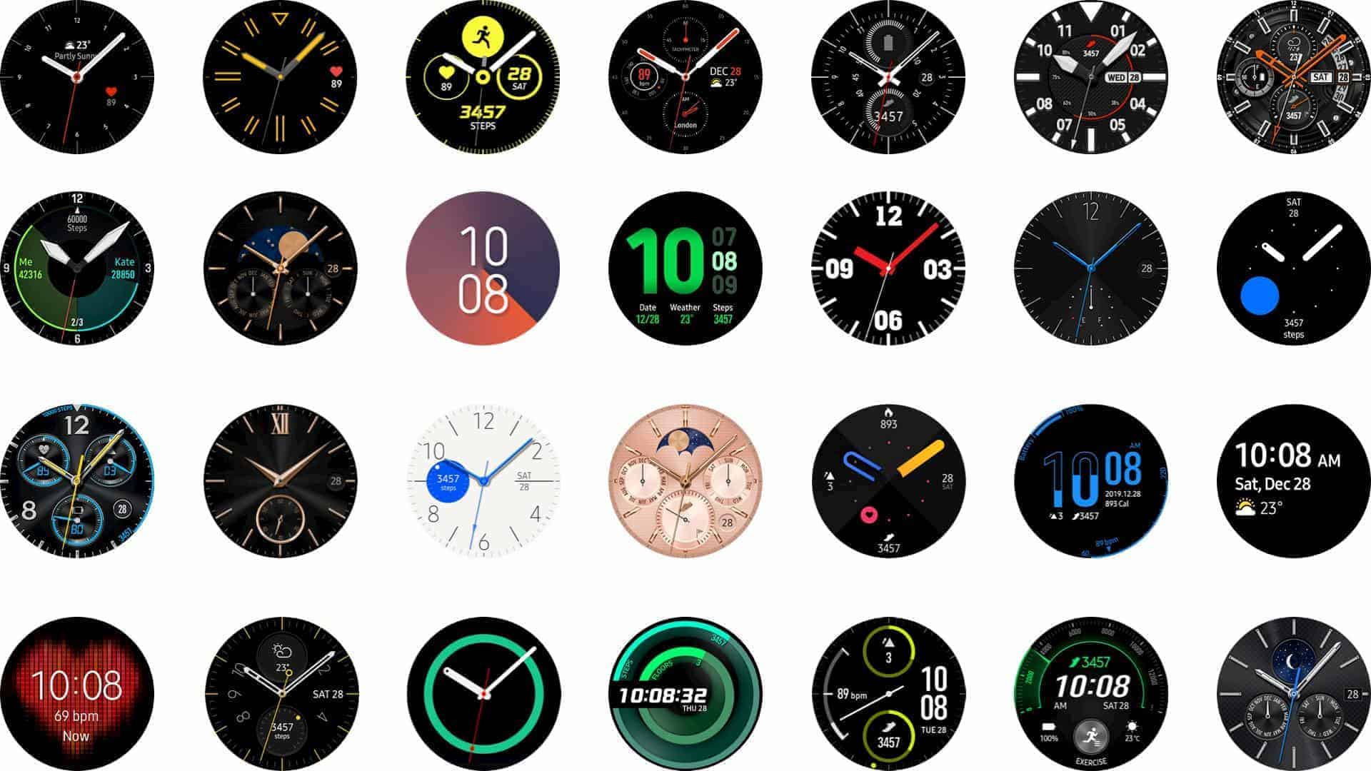 unboxing Galaxy Watch 3