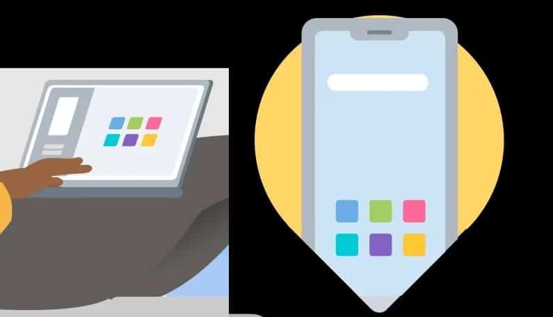 Your Phone da Microsoft