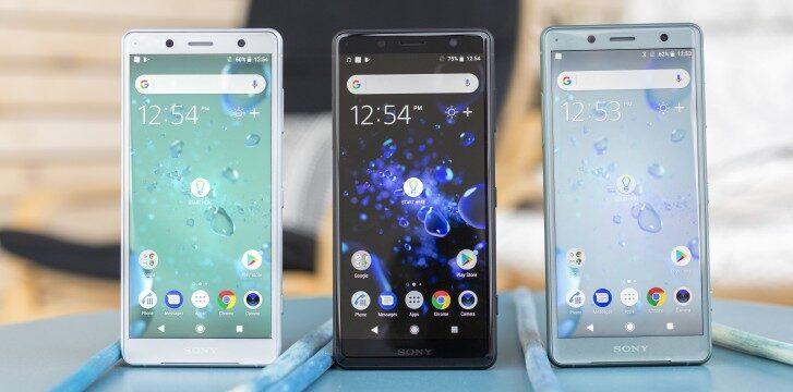 smartphones pequenos