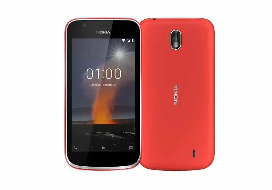 Nokia 1 Android 10