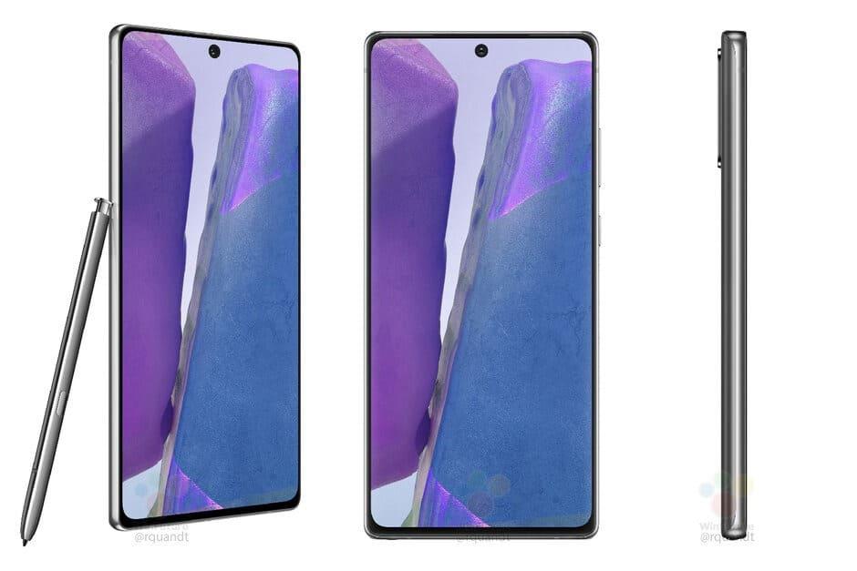 Galaxy Note 20: