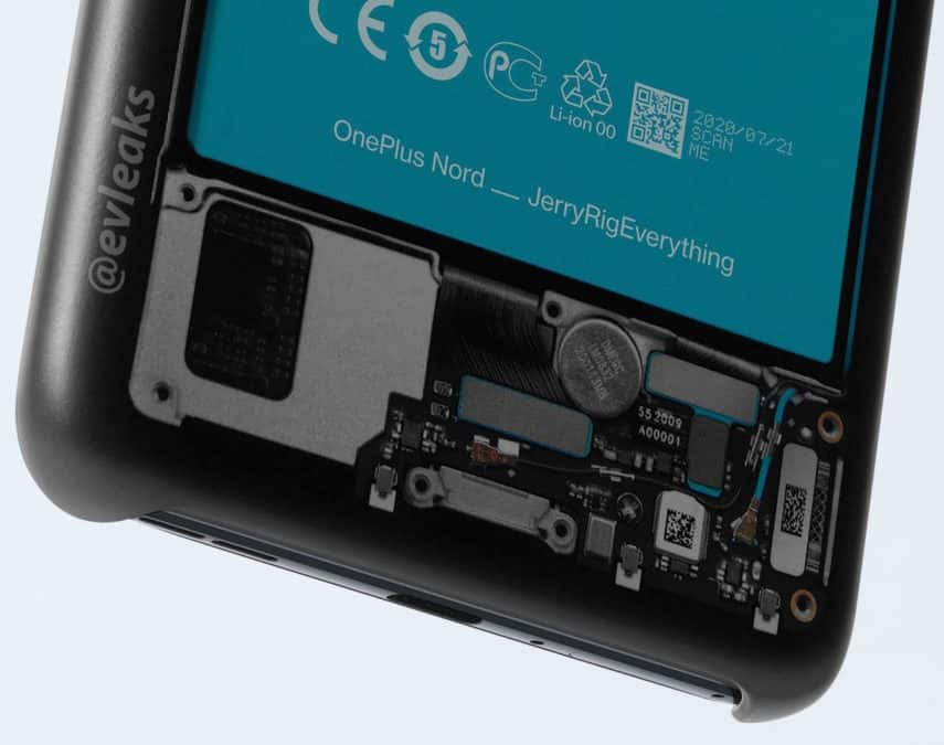 OnePlus Nord imagens