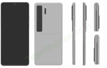 Regresso dos concha? Huawei prepara o seu Galaxy Z Flip!