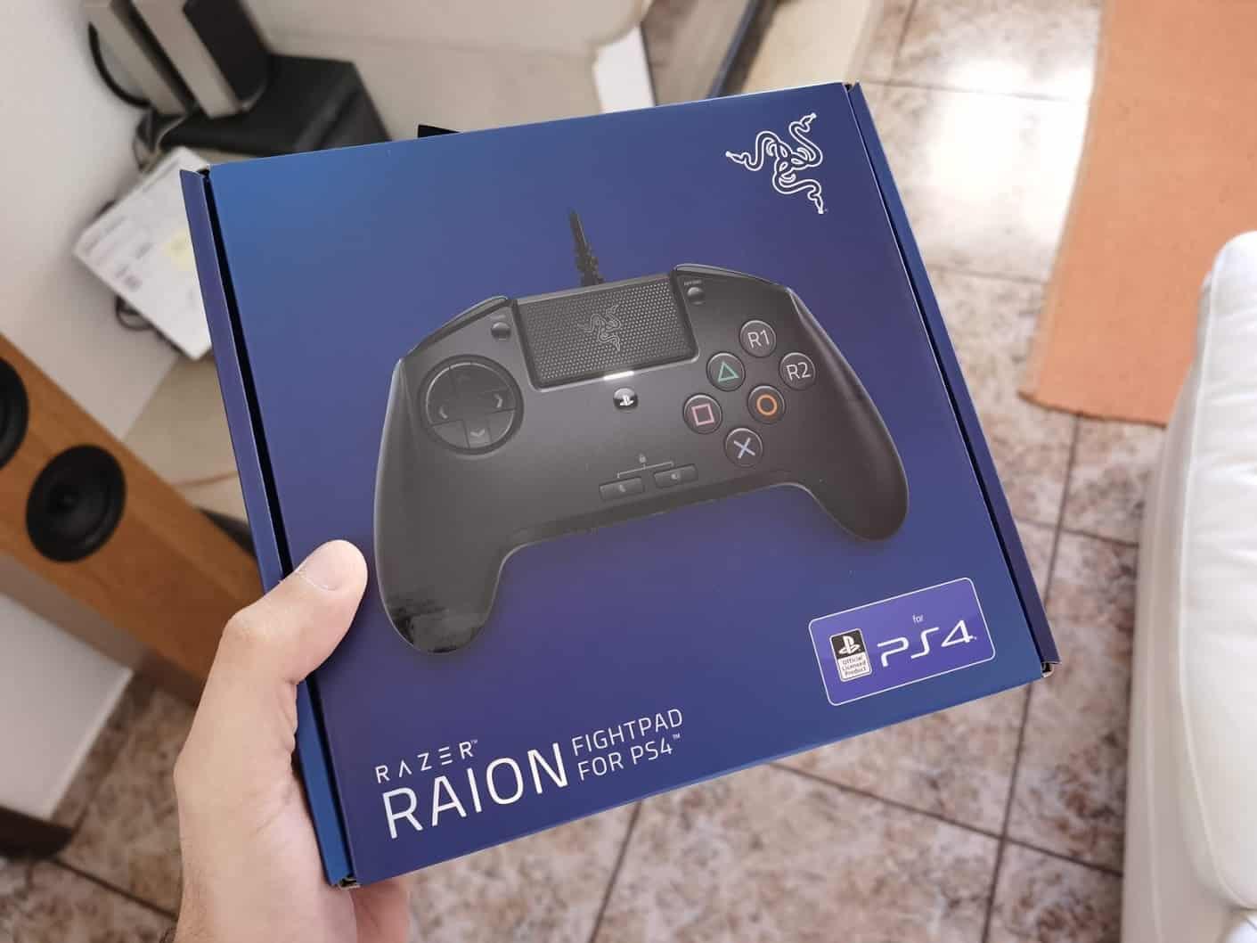 Razer Raion.