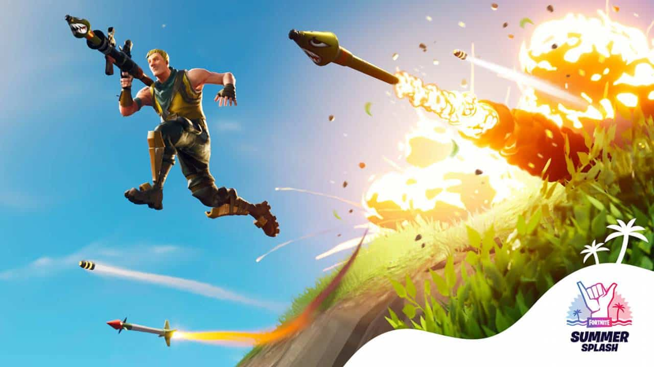 PS Plus Fortnite