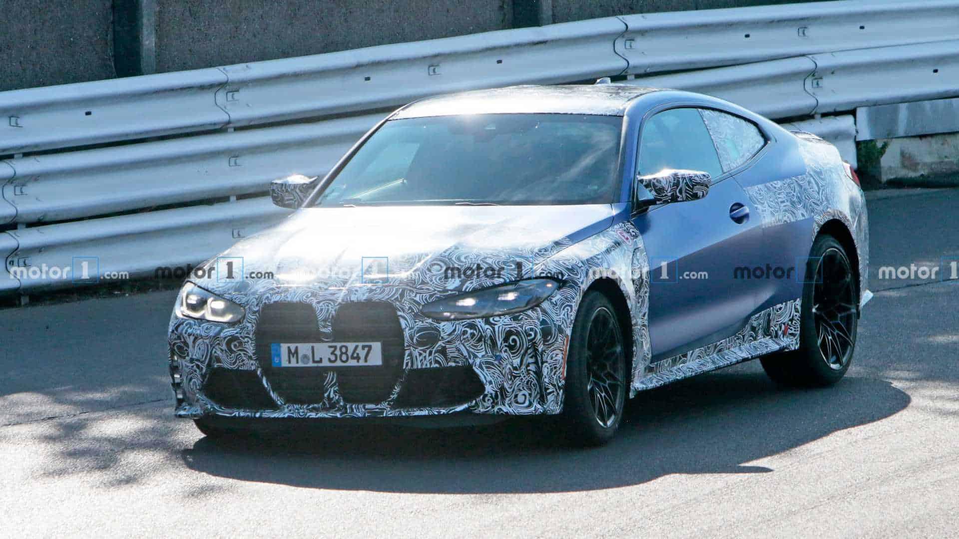 BMW m4 2021