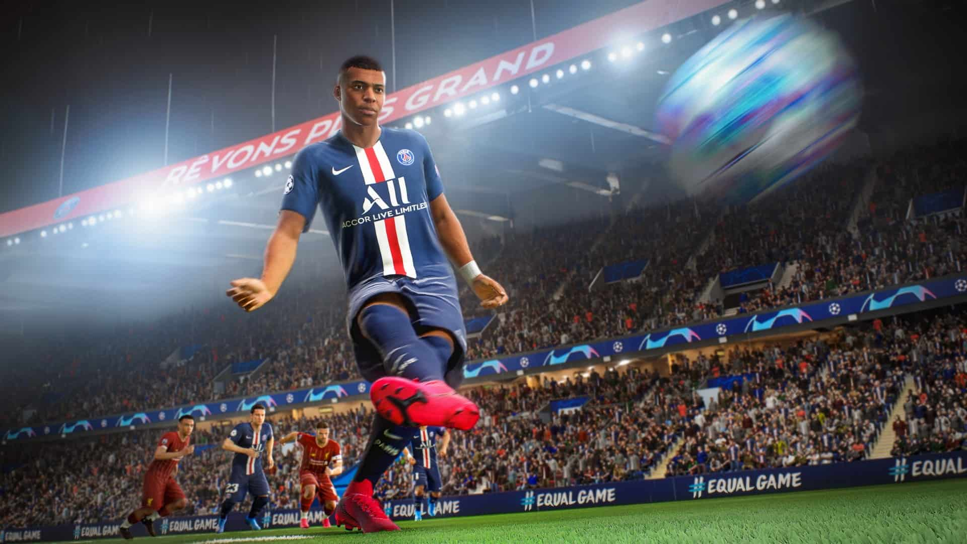 FIFA 21 Cristiano Ronaldo