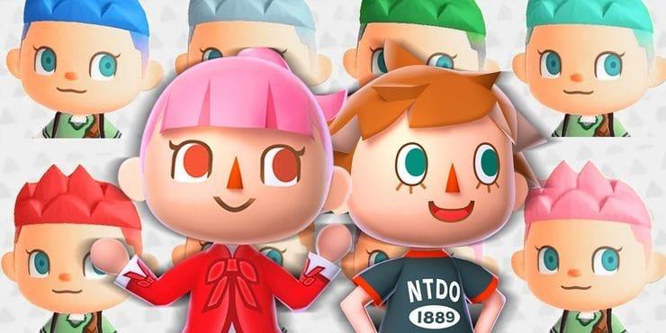 Animal Crossing petição