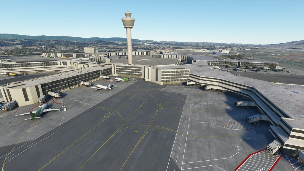 Flight Simulator Deluxe