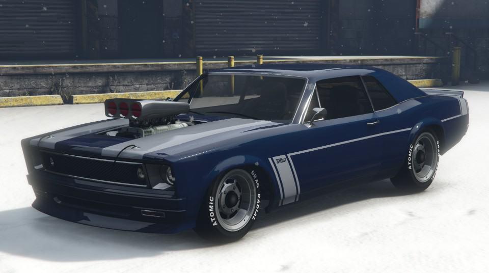 carros GTA Online