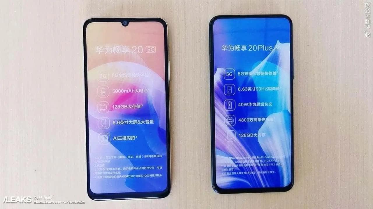 Huawei smartphone 5G