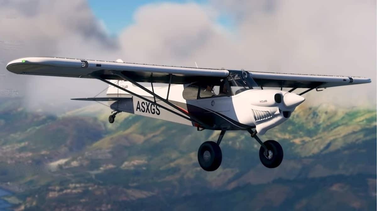 Flight Simulator Microsoft
