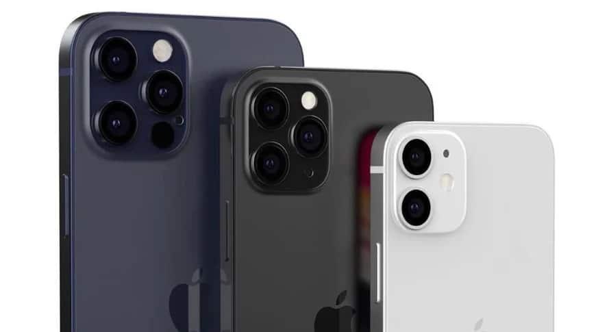Apple iPhone 12 bateria