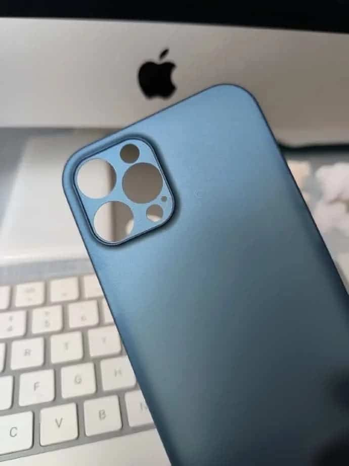 iPhone 12 Pro e