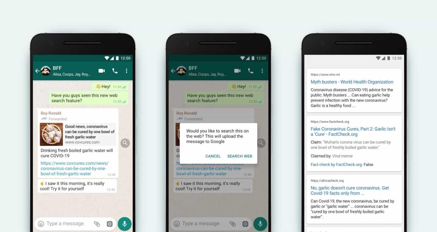 WhatsApp mudar smartphone