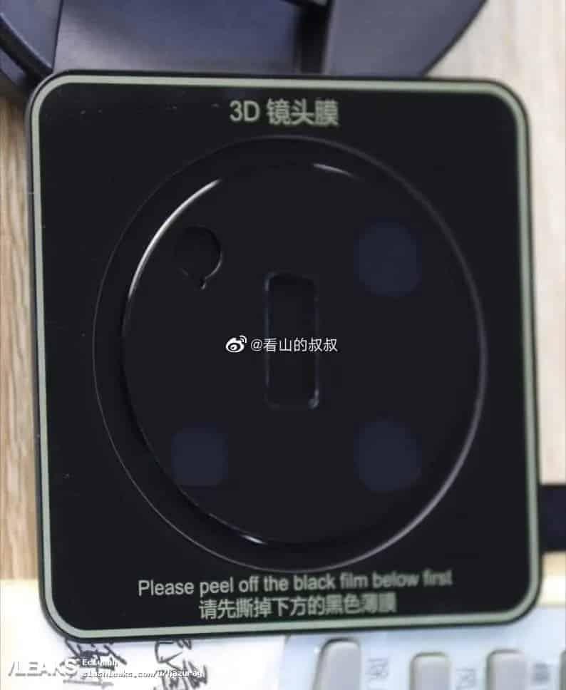 câmara do Mate 40 Pro