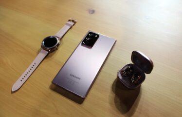 Galaxy Watch 3: Mais leve, mais fino, mais premium… E mais caro!