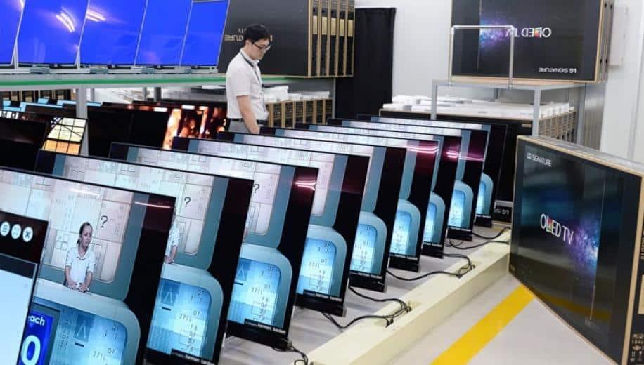 TVs OLED caras