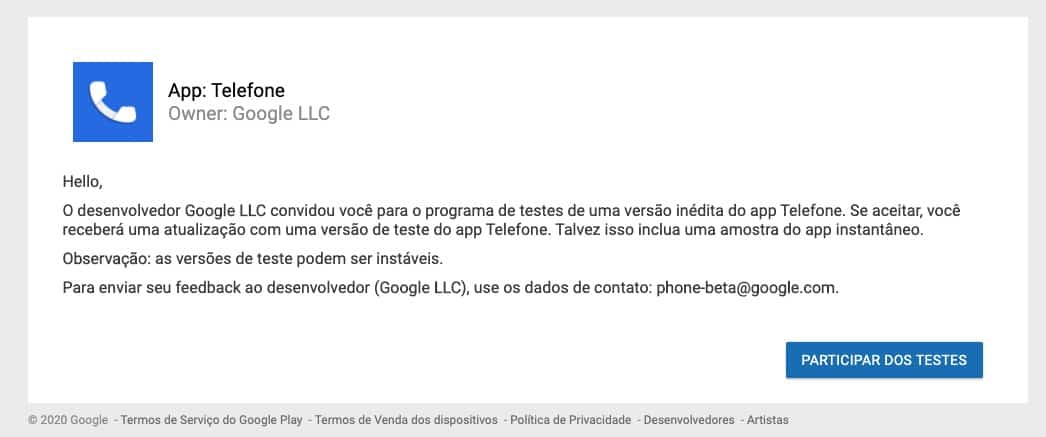 Google Phone smartphone