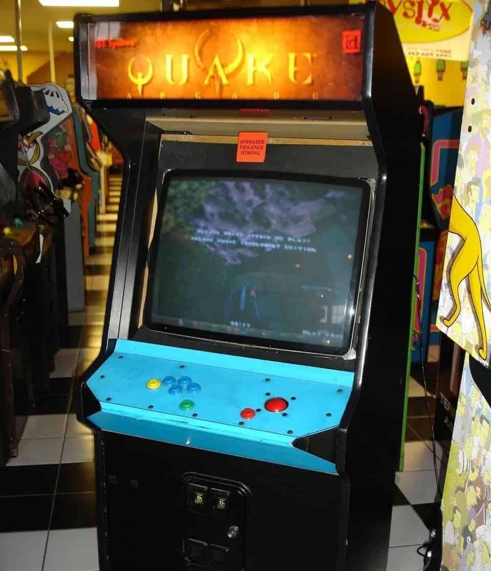 Quake Arcade