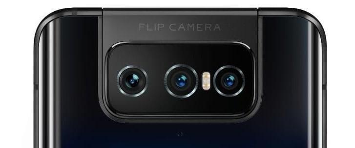 ZenFone 7 câmaras