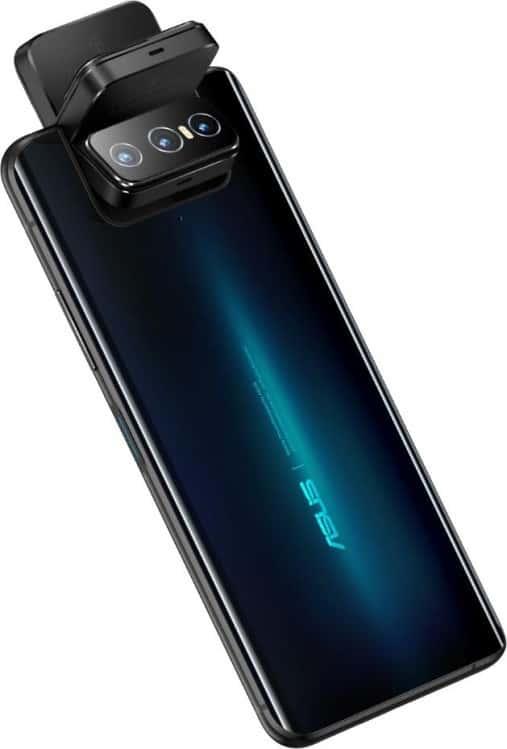 ZenFone 7 câmara