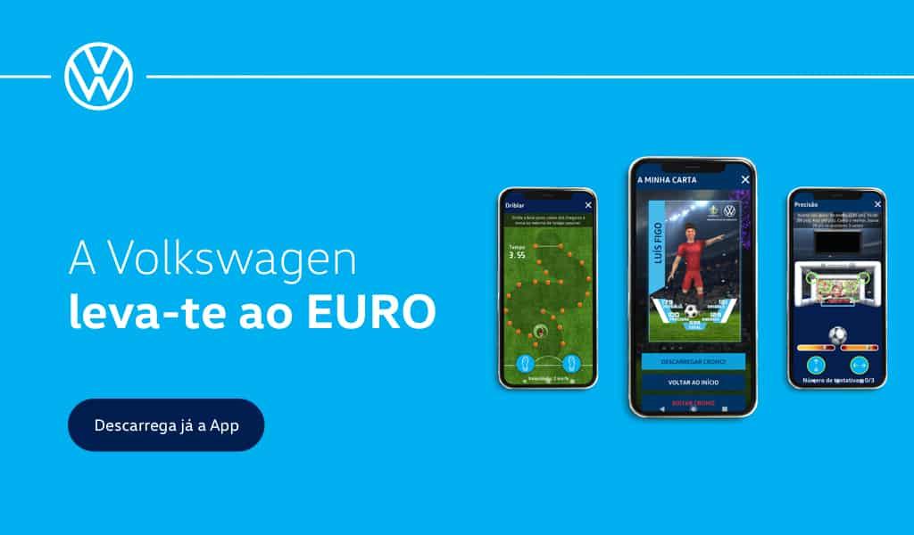 Volkswagen leva te ao euro