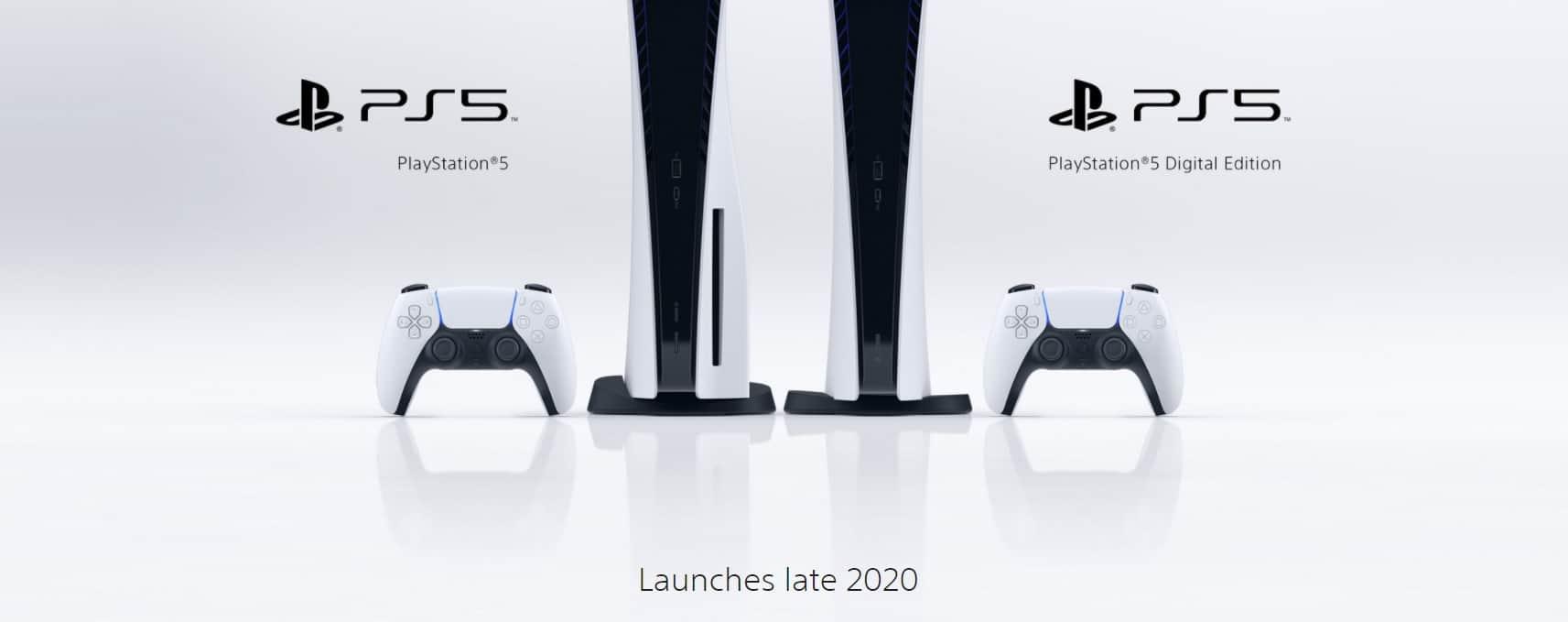 PlayStation 5 mais tarde