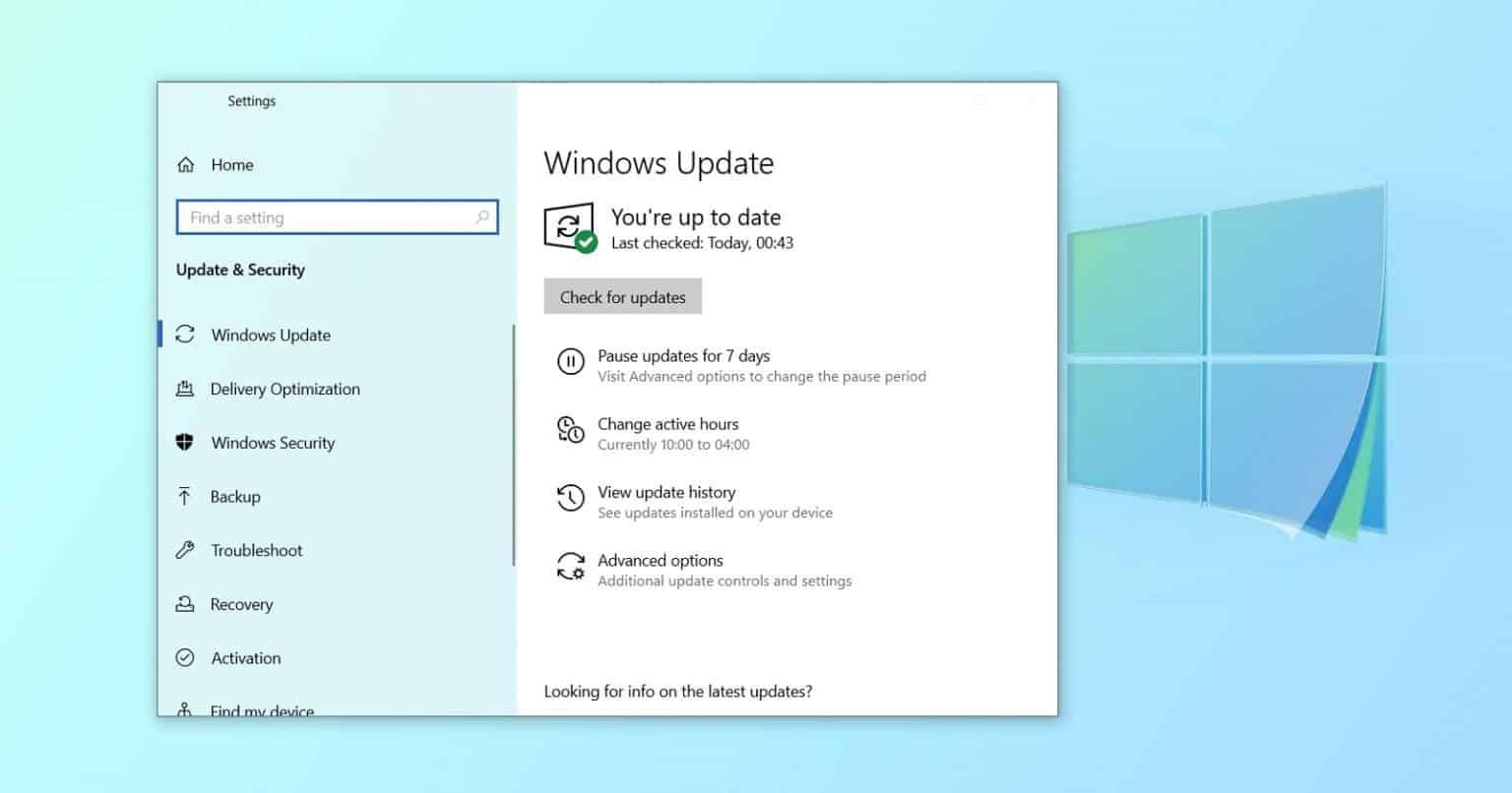 Windows 10 grande problema