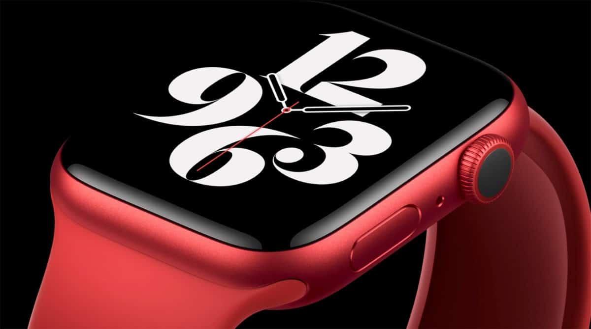 Apple Watch 6 pode