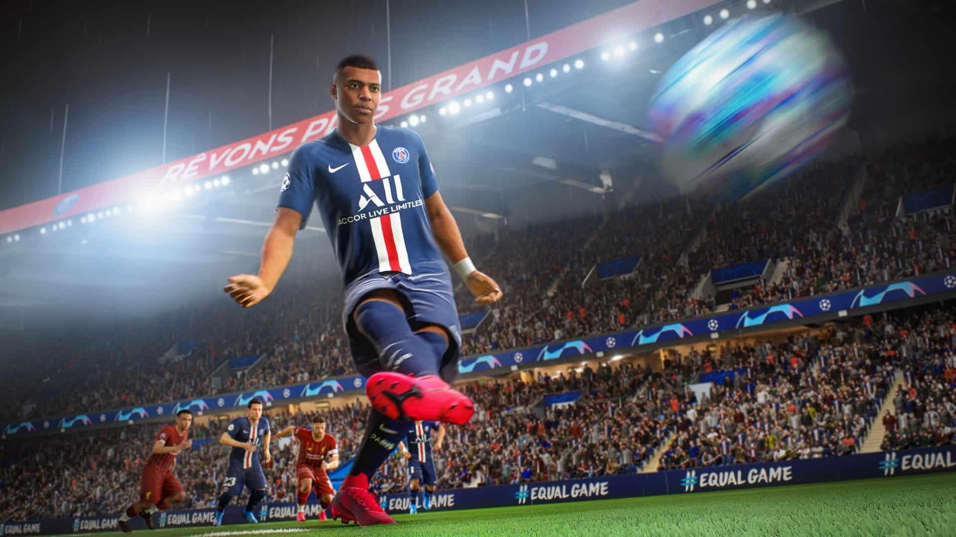 FIFA 21 jogadores