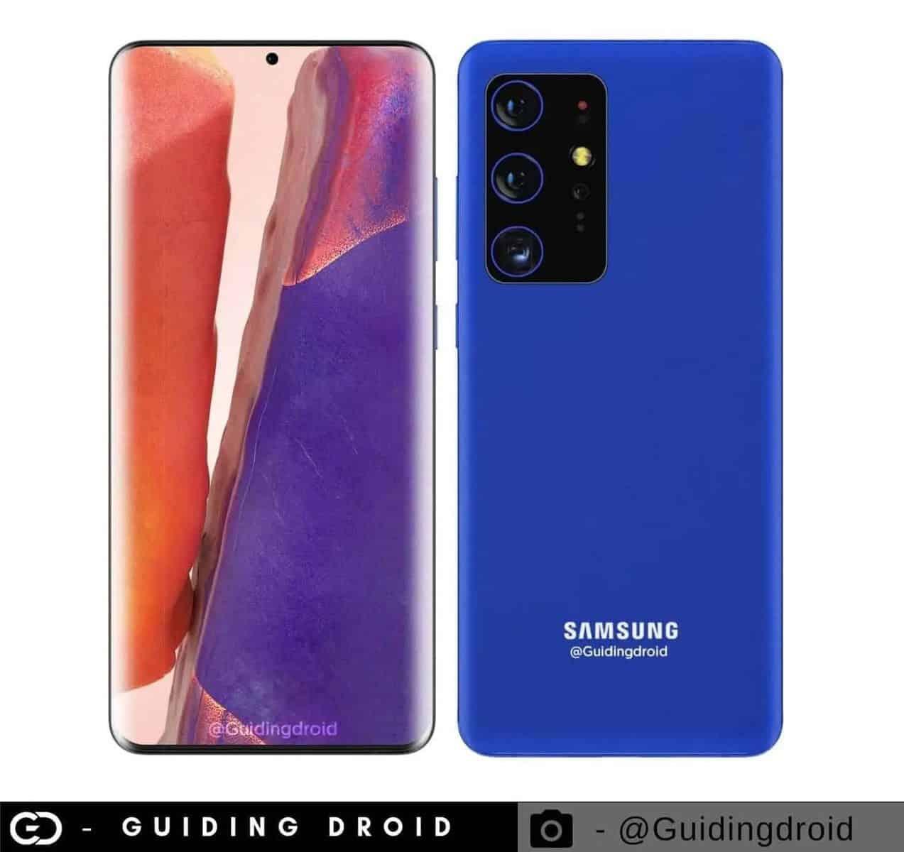 Galaxy S21 diferença S20